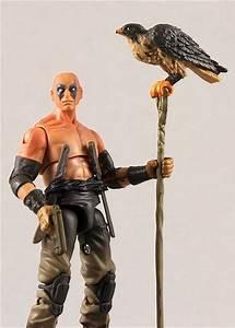 Zartan Pursuit Of Cobra PoC GI Joe Action Figure