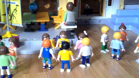 la rentr 233 e des classes playmobil 233 pisode 16 s4