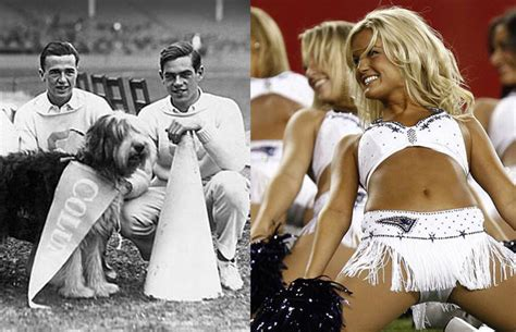 Photos: The evolution of cheerleading   50 years of