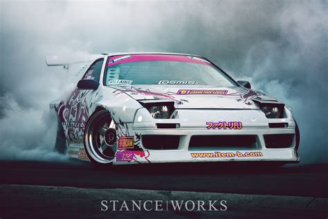 hoonigan cars wallpaper wallpaper wednesday evan brown 39 s item b hoonigan rx7