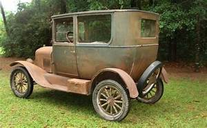 Stored For 70 Years  1925 Ford Model T Tudor