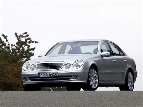 Mercedes E Class Photo by Mercedes E Class W211 Photos Photogallery With 38