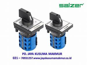 Salzer Indonesia  Volt Selector Switch