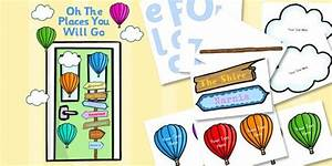 Oh The Places You Will Go Classroom Door Display Pack ...