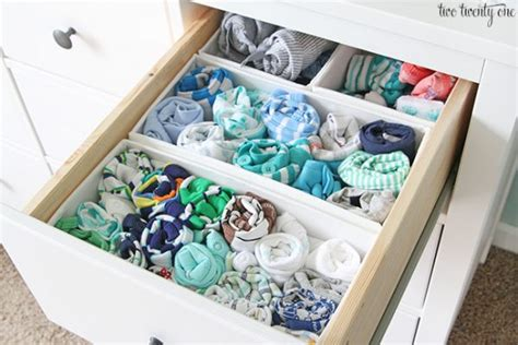 how to organize baby dresser how to easily organize everything in your closet for cheap