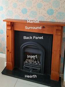 Parts Of A Fireplace  U0026 Chimney Explained  With Diagrams
