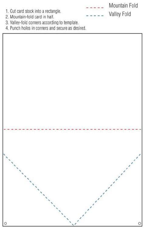 printable pocket card template free printable pocket card template collage