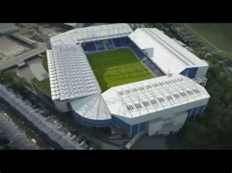 Hillsborough Stadium - Redevelopment Plans - YouTube