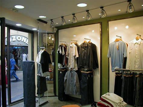 magasin de vetement de cuisine aménagement de magasins de vêtements
