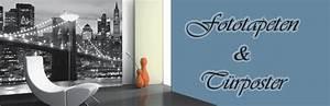 fototapeten kaufen fototapete farn farne am wasser gras With markise balkon mit new york tapete poco