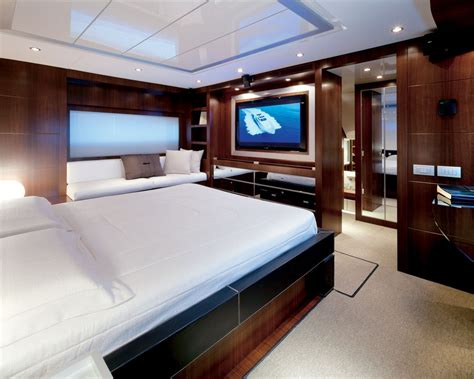 unique yacht interiors pictures yacht bedroom interior