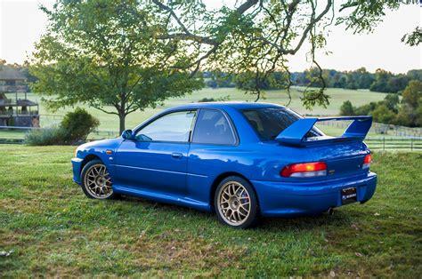 Our 5 Favorite Subaru Wrx Sti Models