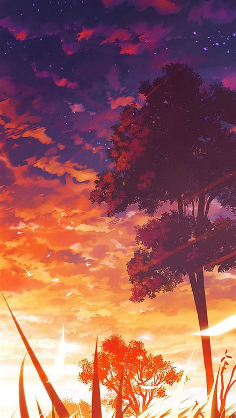 New Anime Iphone Wallpaper - anime scenery iphone wallpaper cool desktop anime