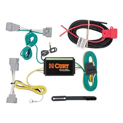Jeep Cherokee Curt Connector Wiring Harness