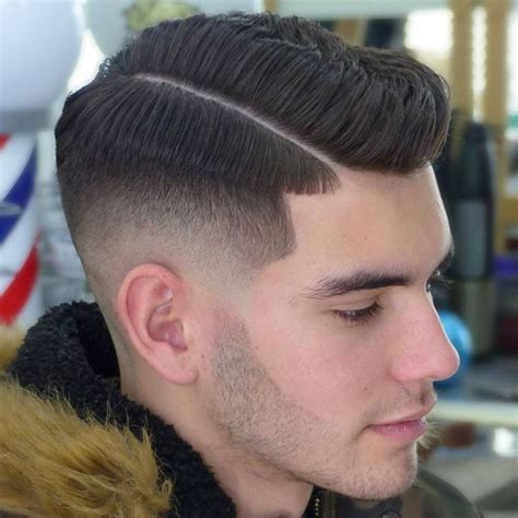 taper fade haircuts  men  guide