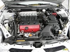 2006 Mitsubishi Eclipse Gt Coupe 3 8 Liter Sohc 24 Valve
