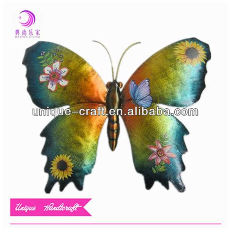 large outdoor butterfly decorations garden decoration ideas