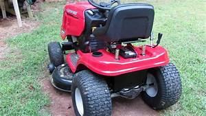 Troy-bilt Bronco Xp 42 U0026quot  Riding Lawn Tractor