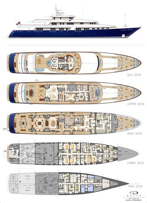 Yacht Floor Plans by Azzam Yacht Floor Plan Www Imgkid The Image Kid