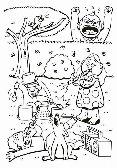 Coloring Fun Inside Children Graphic