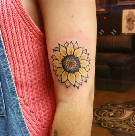 Sun And Moon Hip Tattoos