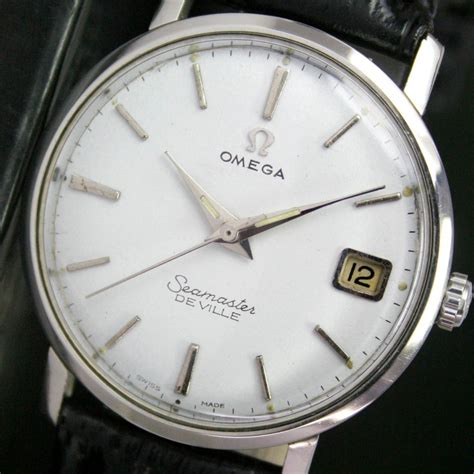 Help With Omega Seamaster Deville 1964
