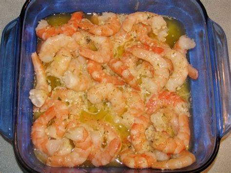 easy baked shrimp scampi   pre cooked shrimp