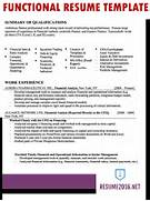 Functional Resume Format 2016 How To Highlight Skills 9 Resume Career Highlights Job Bid Template Administrative Assistant Resume Highlights Of 8 Executive Summary Resume Resume Reference