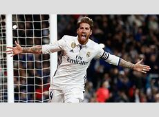 Sergio Ramos Clutch captain heads Real Madrid atop La