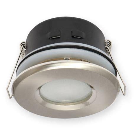 spot 233 tanche ip65 salle de bain acier bross 233