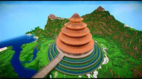 temple  heaven  minecraft hdp youtube