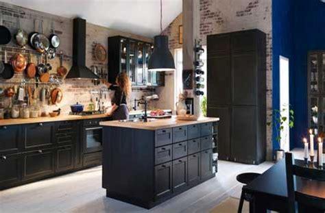 refaire sa cuisine rustique en moderne cuisine les modèles top déco chic ikea deco cool