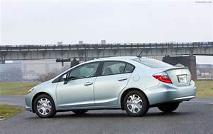 Honda Civic Hybride : honda civic hybrid 2012 widescreen exotic car photo 05 of 40 diesel station ~ Gottalentnigeria.com Avis de Voitures