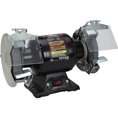 Free Shipping — Ironton 6in Bench Grinder  Northern Tool