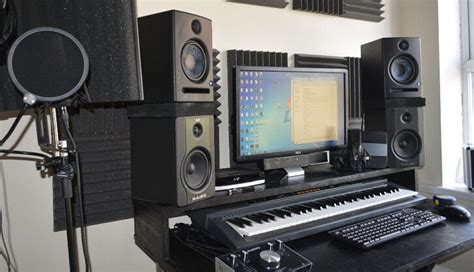 Home Recording Studio Techniques by Essential Home Recording Studio Equipment List For Beginners