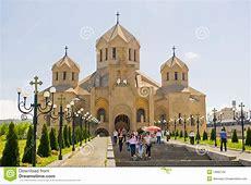Armenian Church Editorial Image Image 19892150