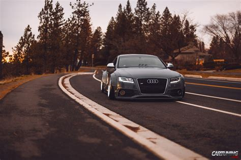 audi a5 coupe tuning tuning audi a5 wideboby front