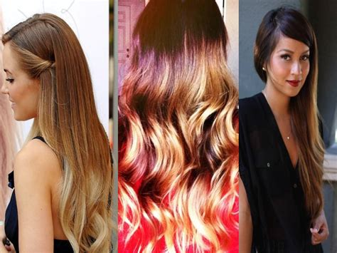 Ombre Hair 2012 by Color Ombre In Hair Ciao Beautiful