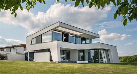 Moderne Häuser Mit Satteldach Am Hang by Moderne H 228 User Bauen Bilder Haustypen Avantecture