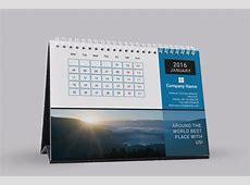 Desk Calendar Template 2017 Corporate Desk Calendar