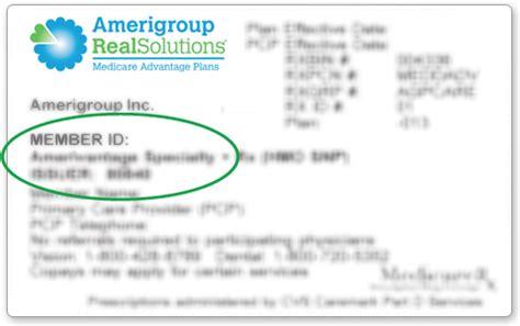 Recover User Password Members - Amerigroup