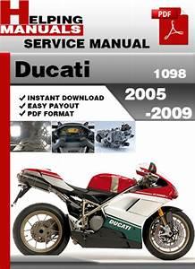 Ducati 1098 2005
