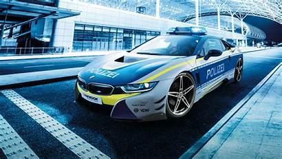 Bmw 4k I8 Safe Polizei Tune Schnitzer