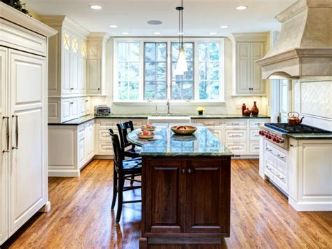 large kitchen windows pictures ideas tips  hgtv hgtv