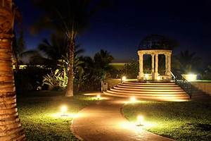 Landscape lighting boynton beach delray jupiter fl