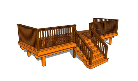 Build Porch by How To Build A Porch Stair Railing Howtospecialist How
