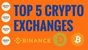 Top 5 Crypto Coin EXCHANGES - Best Out There Today! - YouTube