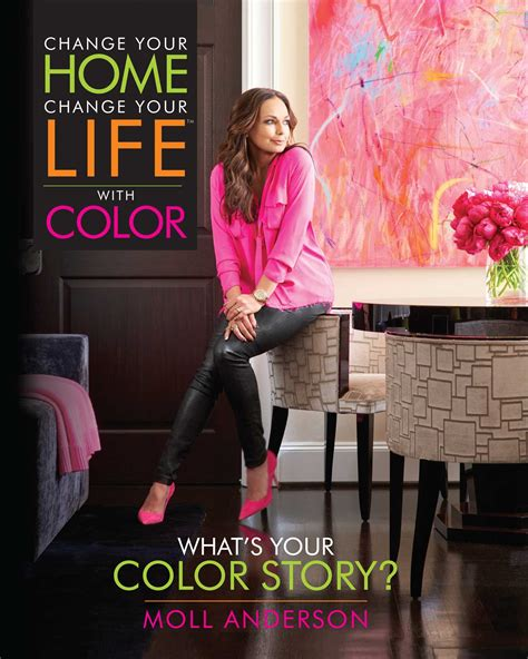 change your home change your with color book by