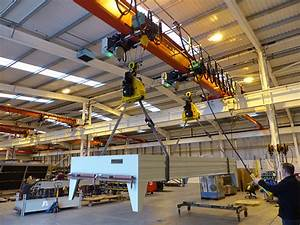 Pelloby Cranes And Verlinde Hoists Installed At Kelvion