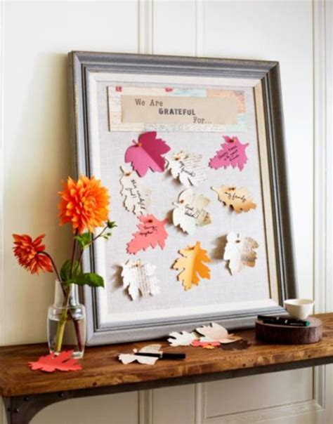 creative thanksgiving decorating ideas